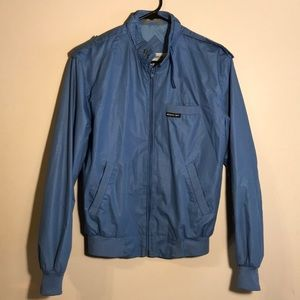 80's authentic europe craft member's only jacket